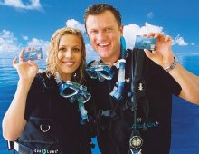Get your PADI Openwater Certification