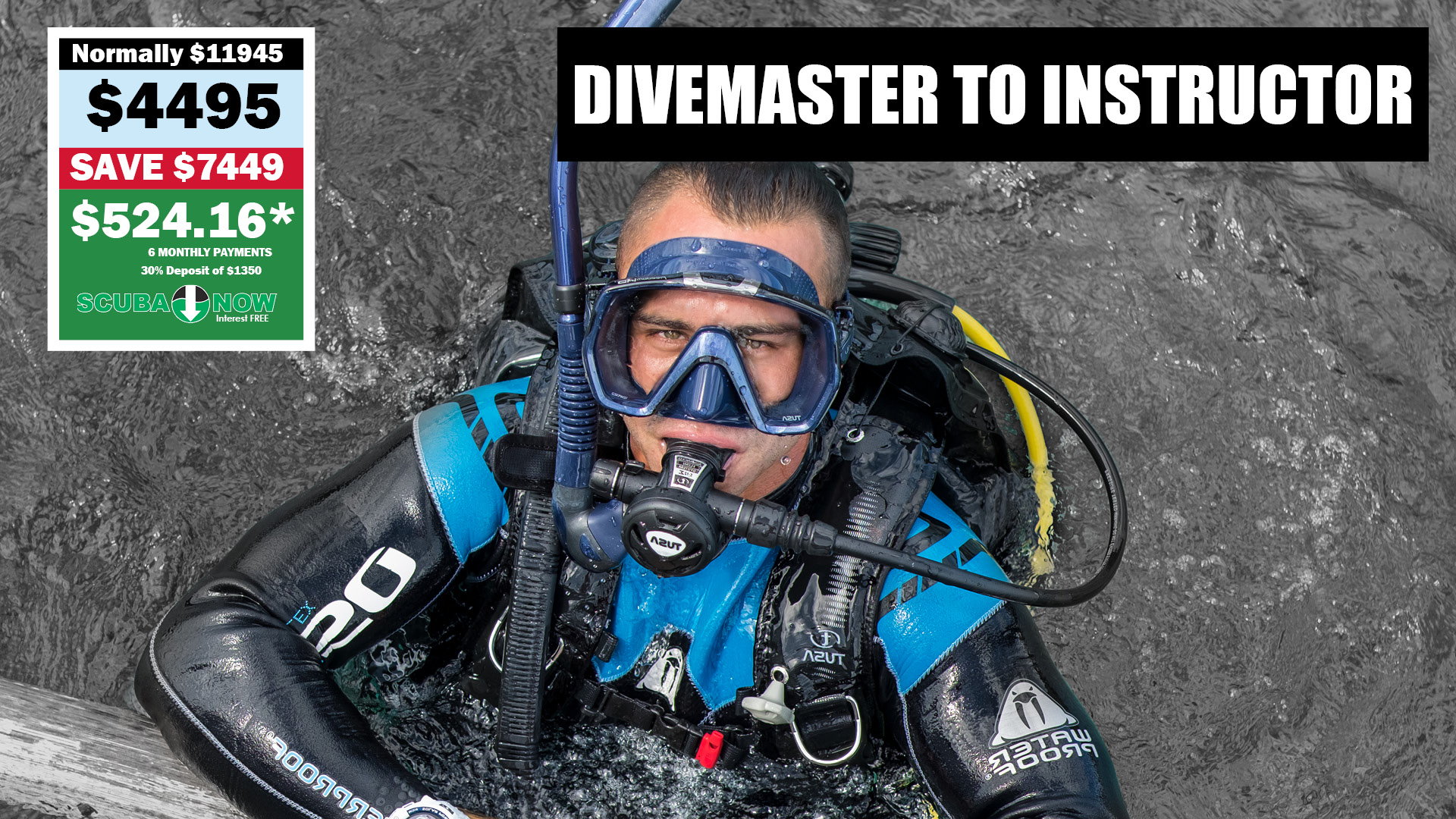 Divemaster to Instructor Traineeships
