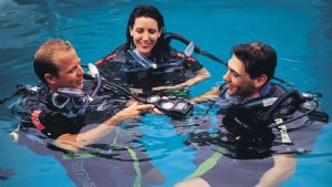 5 day PADI Learn to Scuba Dive Course- German