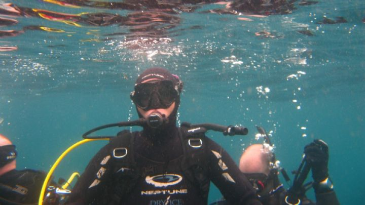 Dive Instructor wanted from October to March 2016