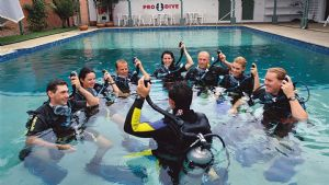5 Day PADI Learn to Scuba Dive Course