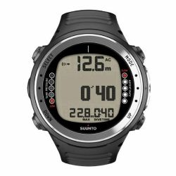 Suunto D4i Novo Black Only with Free Battery Change