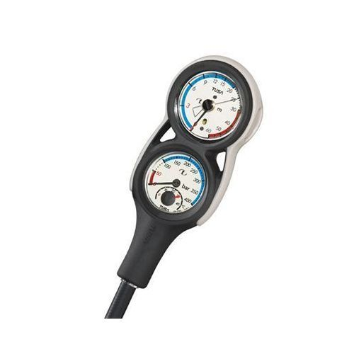 SCA-280 Twin Analogue Gauges: Depth + SPG