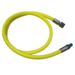LP Hose 36 Inch Braided (Yellow)