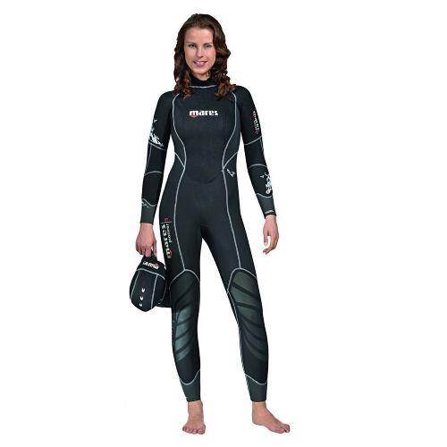 Pioneer Wetsuit 5mm Women 2017
