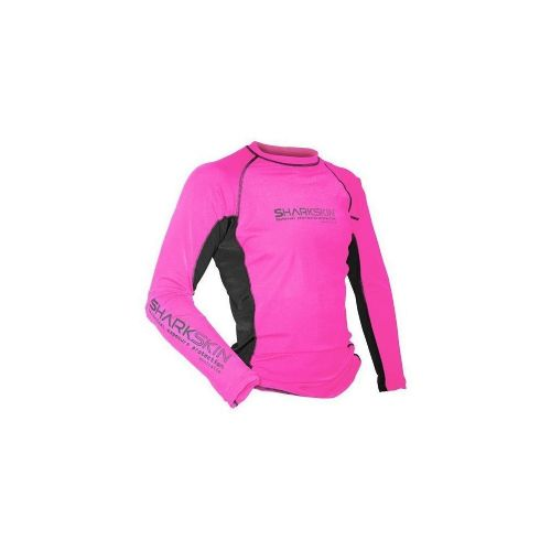 Sharkskin Rapid Dry Long Sleeve Pink