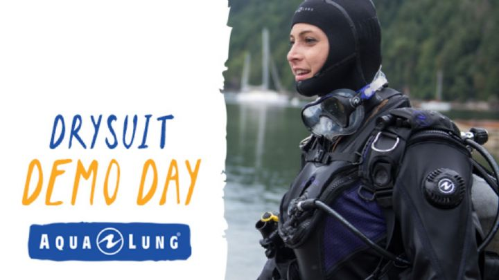 Free Drysuit Demo Day 2nd July - Book Now Limited Spots
