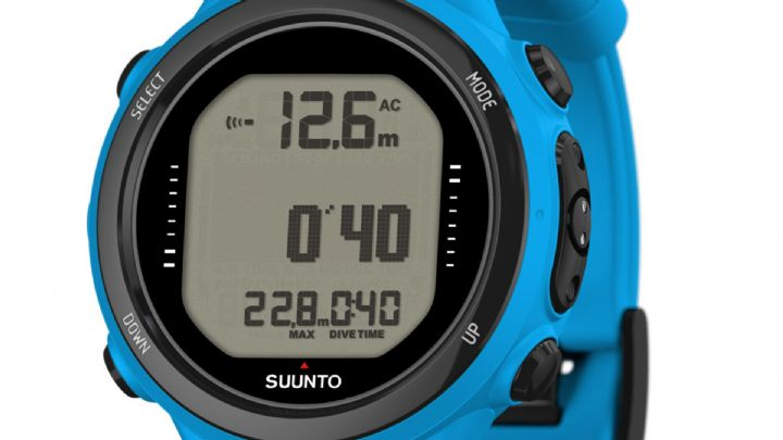 Suunto D4i Novo with Free Transmitter From $699 Black & Blue Only - Limited Stock