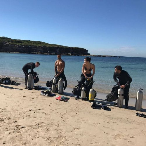 Sydney Double Shore Dive Packages