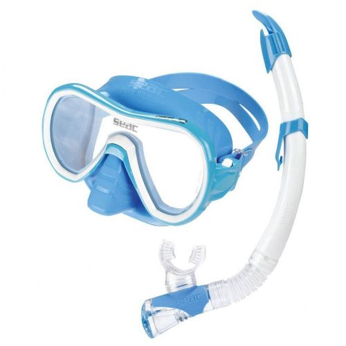 Seac Giglio Mask and Snorkel Set