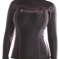Sharkskin Chillproof Long Sleeve - Women