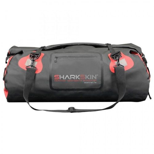 Performance Duffle Bag 70L BK/RD - Sharkskin