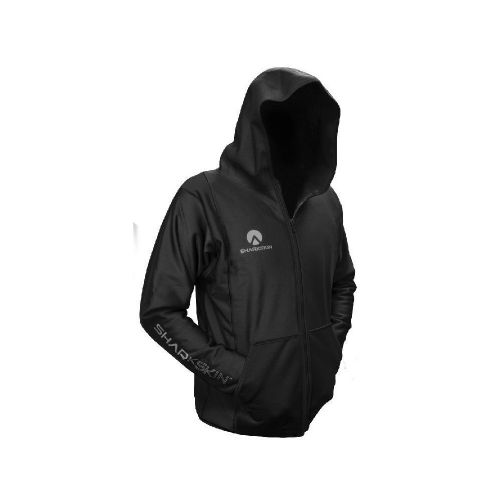 Chillproof Hooded Jacket Black/Black