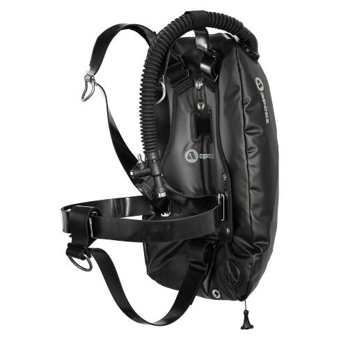 Apeks Deluxe One-Piece Web Harness Set up (Online Only)
