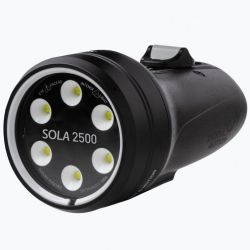 Sola Video Light 2500 F