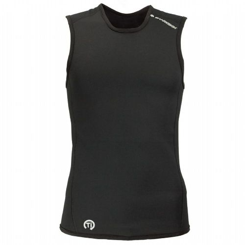 Titanium chillproof sleeveless vest - men