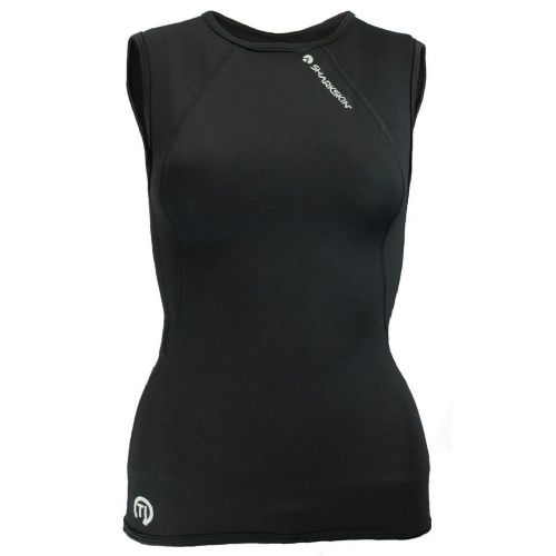 Titanium chillproof sleeveless vest - women