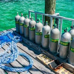 Nitrox Course Voucher + Double Boat Dive with Full Gear